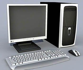 Computer High Resolution