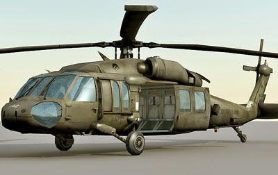 Blackhawk 3d model