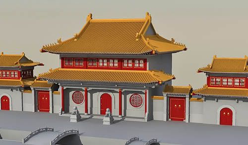 Chinese Architecture 05