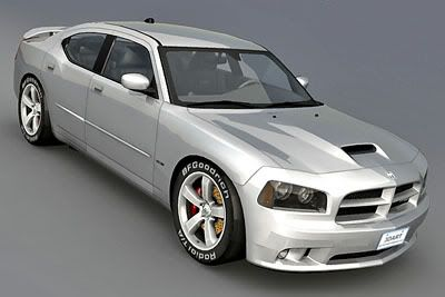 Dodge Charger SRT 8