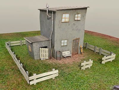 Farmhouse 02 – Animium 3D Models
