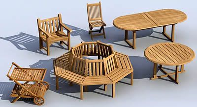 Wooden Furniture Collection