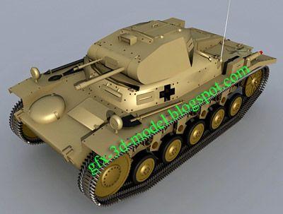 Panzer – Tank model