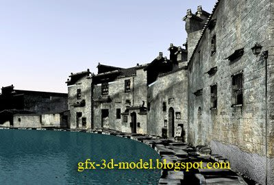 Old Buildings – Architecture model