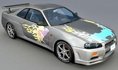 Nissan Skyline V-spec