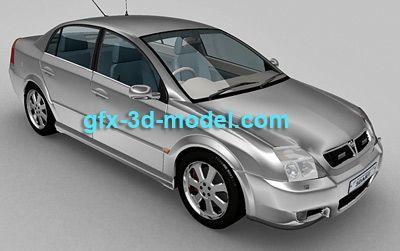 Vauxhall Vectra car model