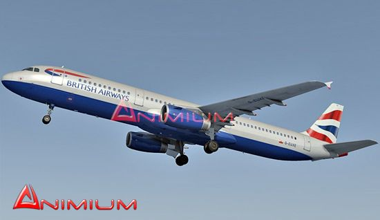 Airbus A321 British Airways