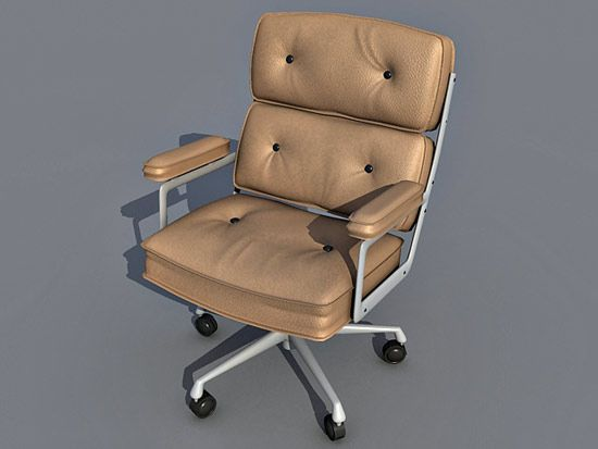 Arm Chair 3d model