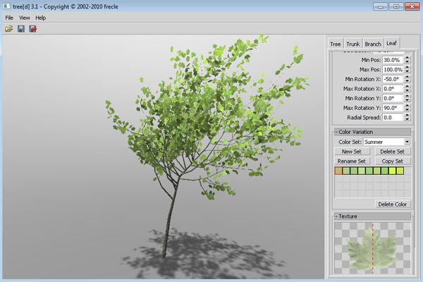 Tree Generator