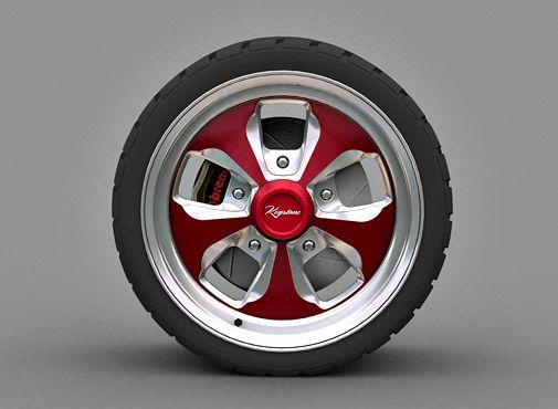 Keystone Wheel