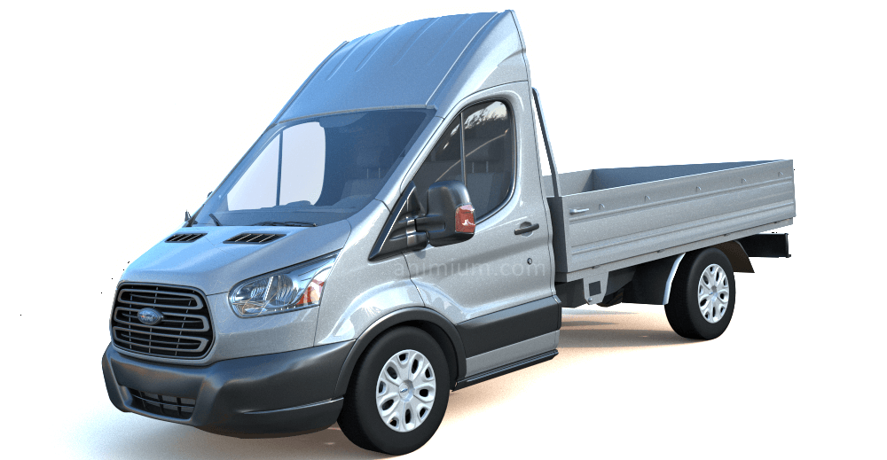 Ford Transit 3d model