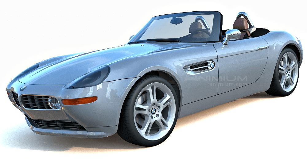 BMW Z8 3d model