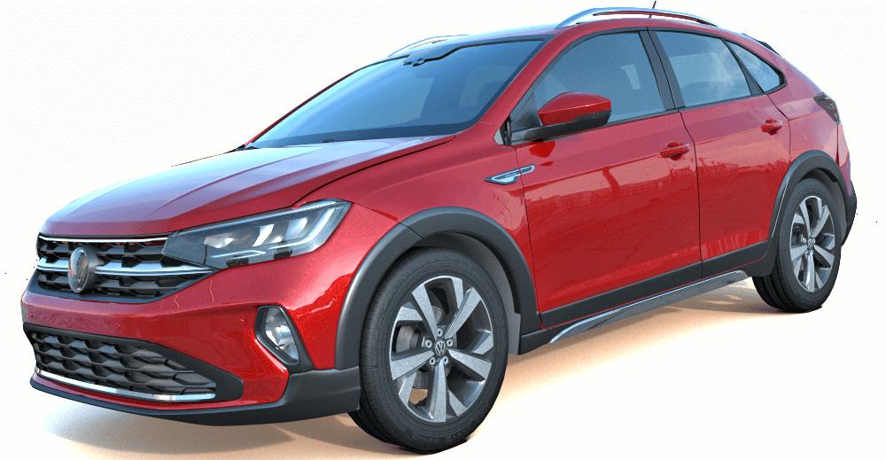 Volkswagen Nivus 3d model