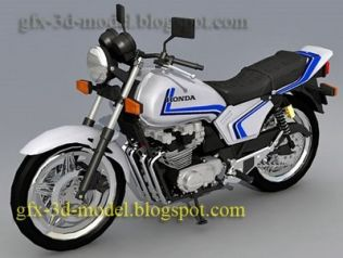 BMW K1200LT Bike – Animium 3D Models