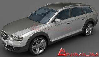 Toyota Land Cruiser 3d model