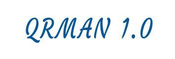QRMAN – Url Shortener and QR Code Generator