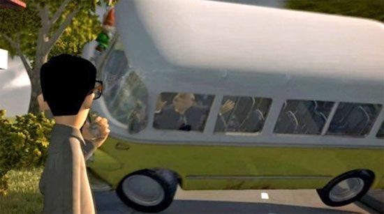 Destiny 3d animated short film