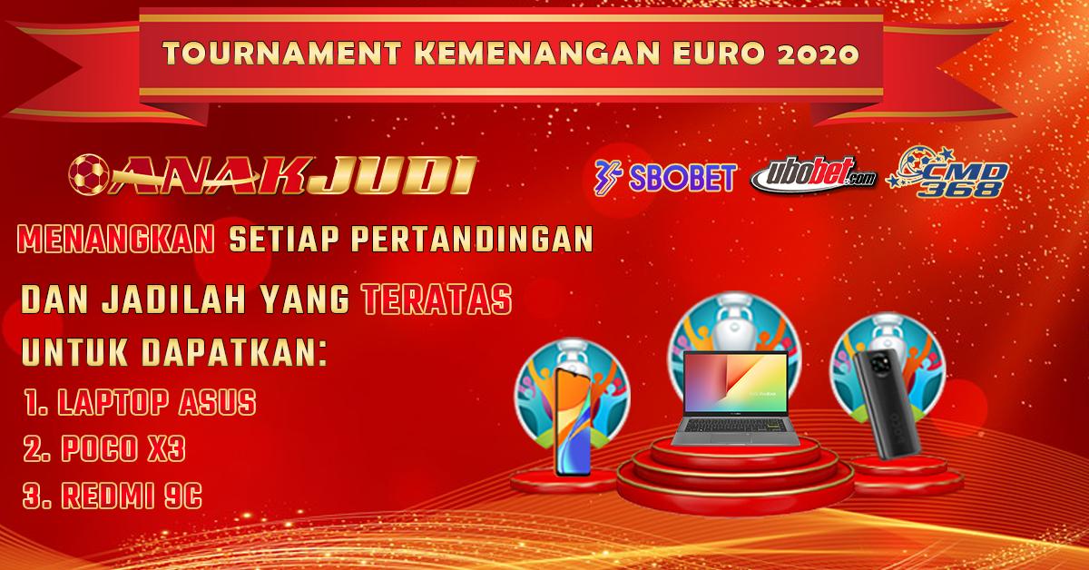 AnakJudi Event Tournament Euro 2020