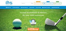 DNS Associates Website