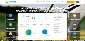 nomisma solution accounting software