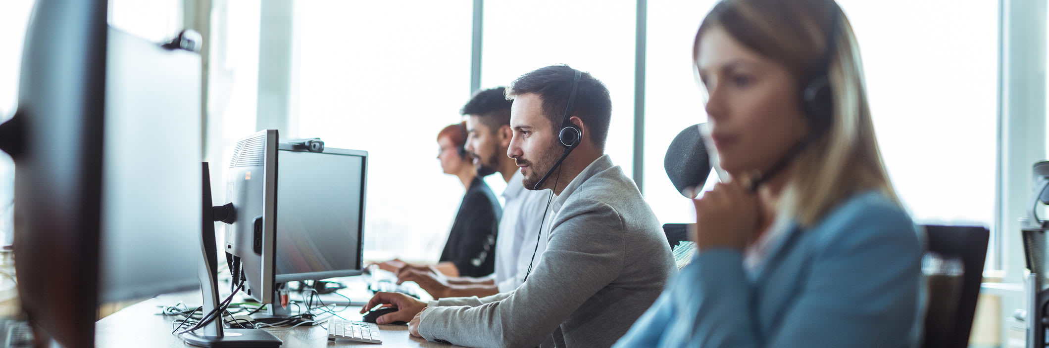 main image - Telco Service Experience Monitoring
