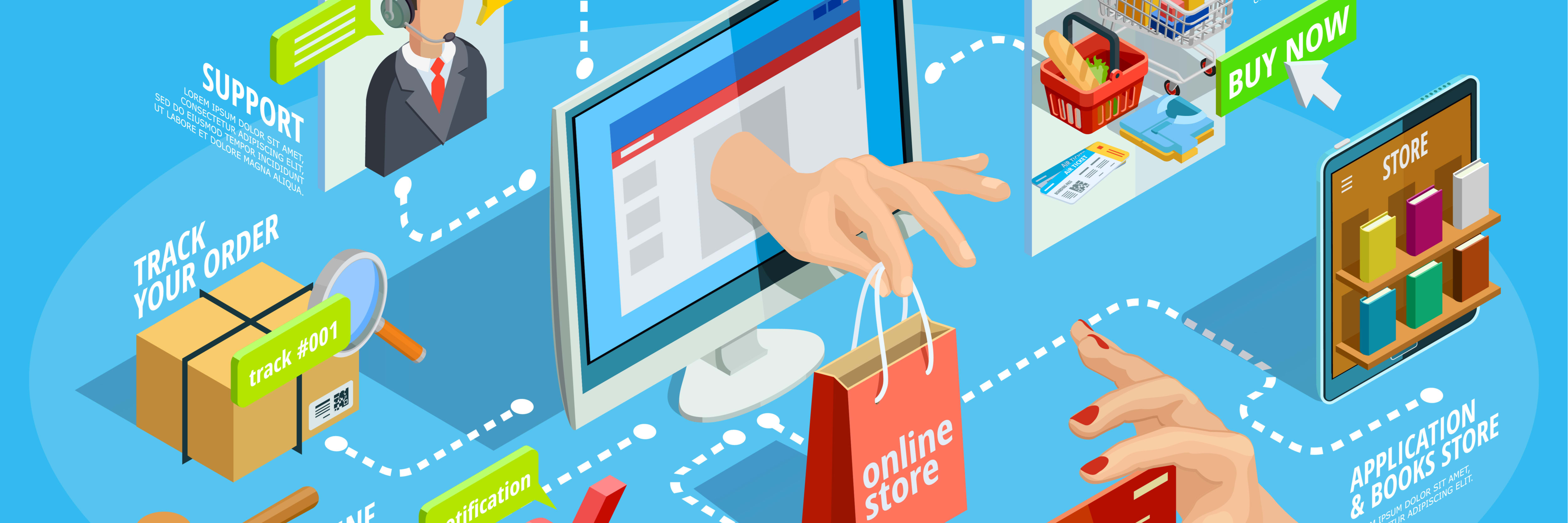eCommerce main image