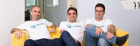 Anodot founders ira cohen david drai shay lang
