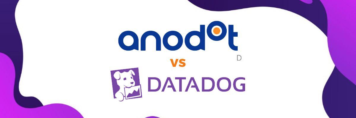 main image: anodot vs. datadog