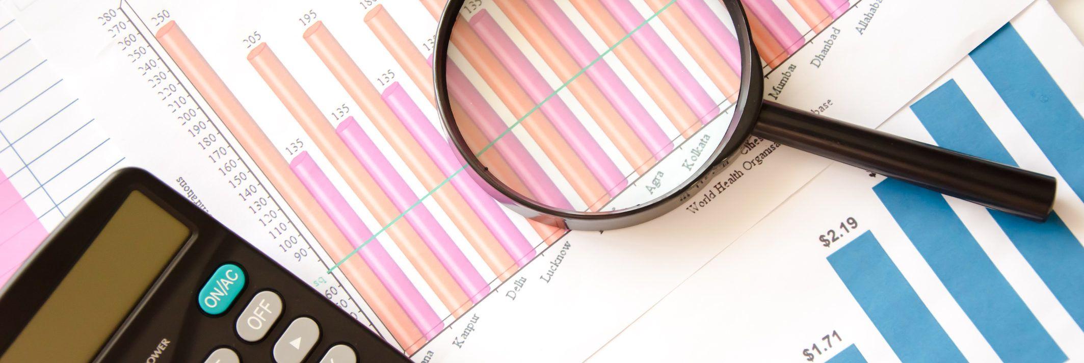 main image - Revenue & Financial Budgeting, Monitoring & Forecasts