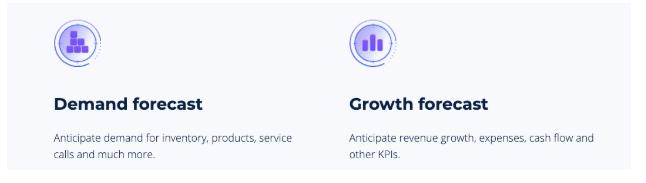 growth forecasting