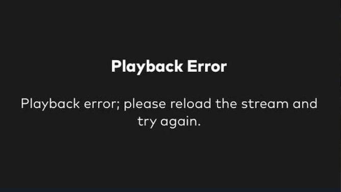 World Cup Suffers Streaming Glitch