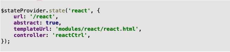Migrating AngularJS to React and Keeping it Sane