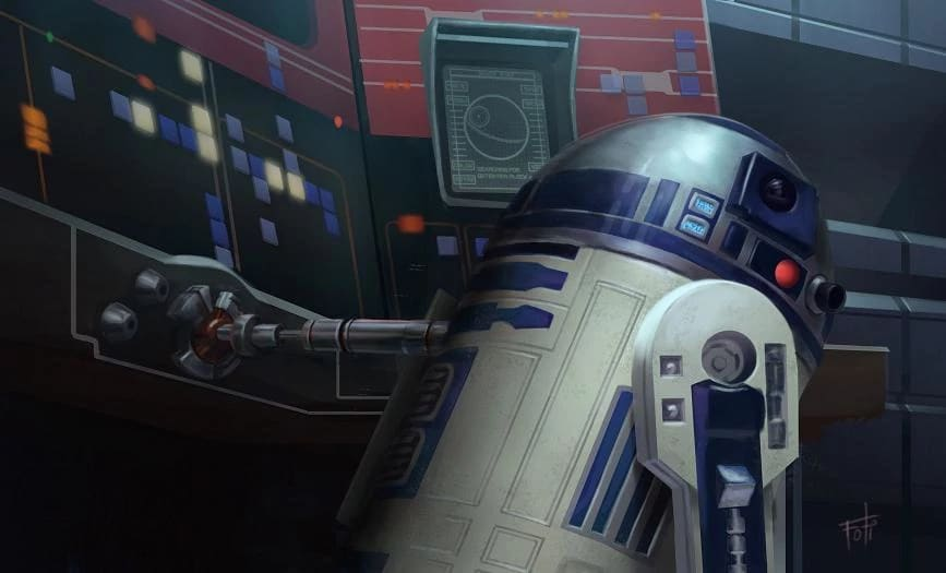 Data lessons from Star Wars