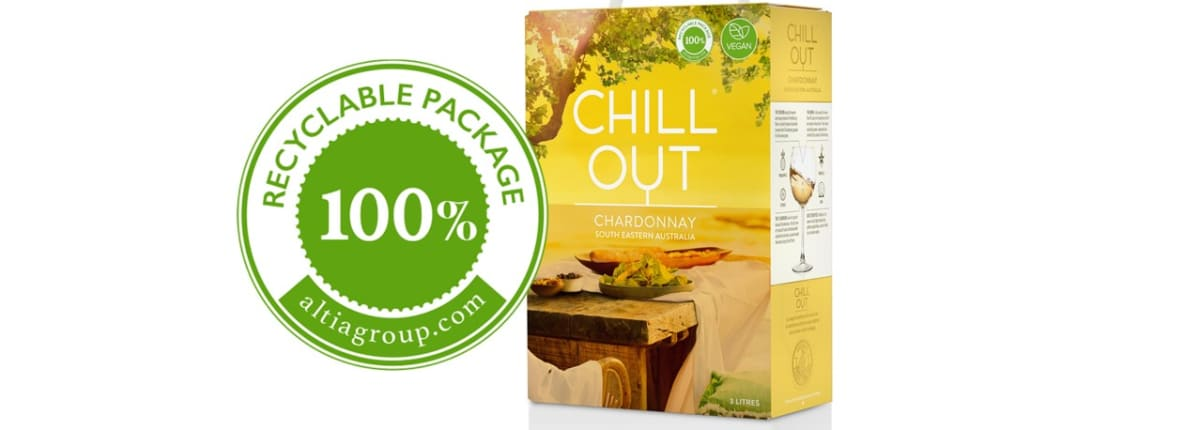 Altia 100 recycling Chill Out