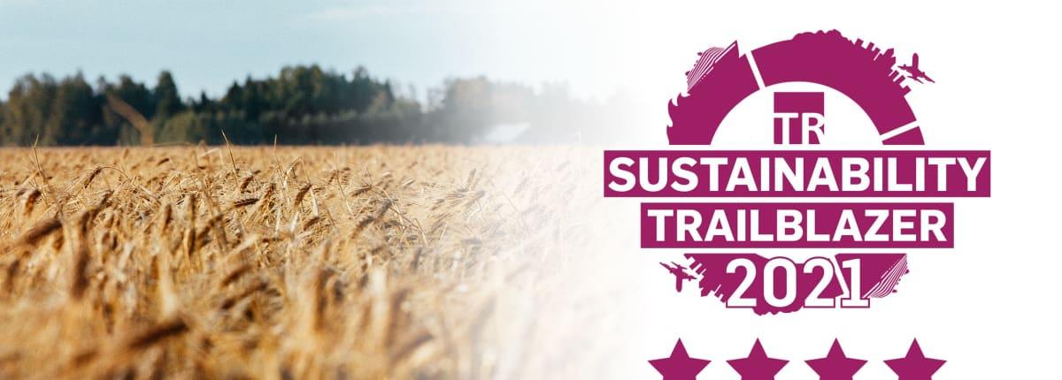 Altia Sustainability trailblazer