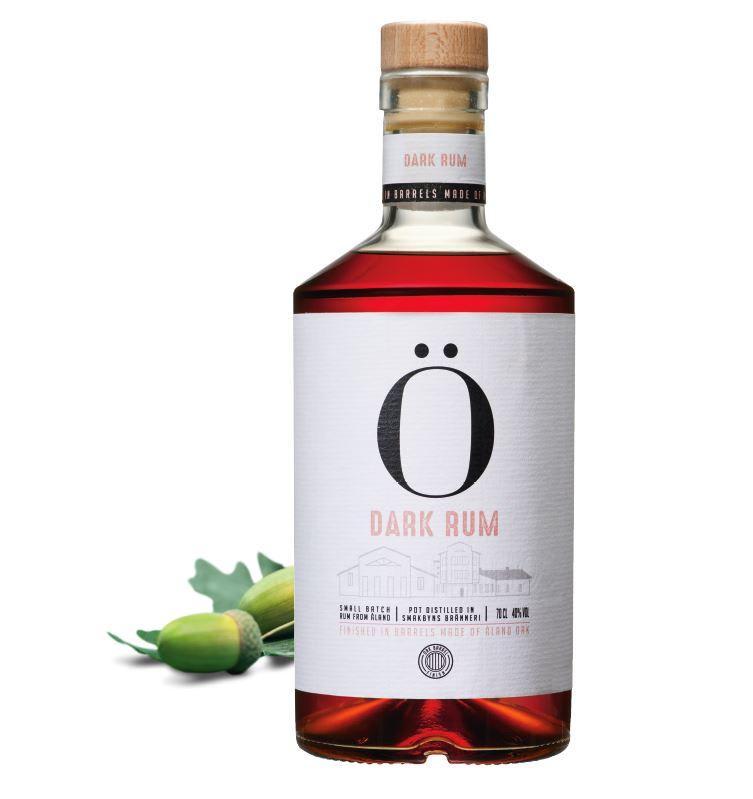 Rum Ö Bottle