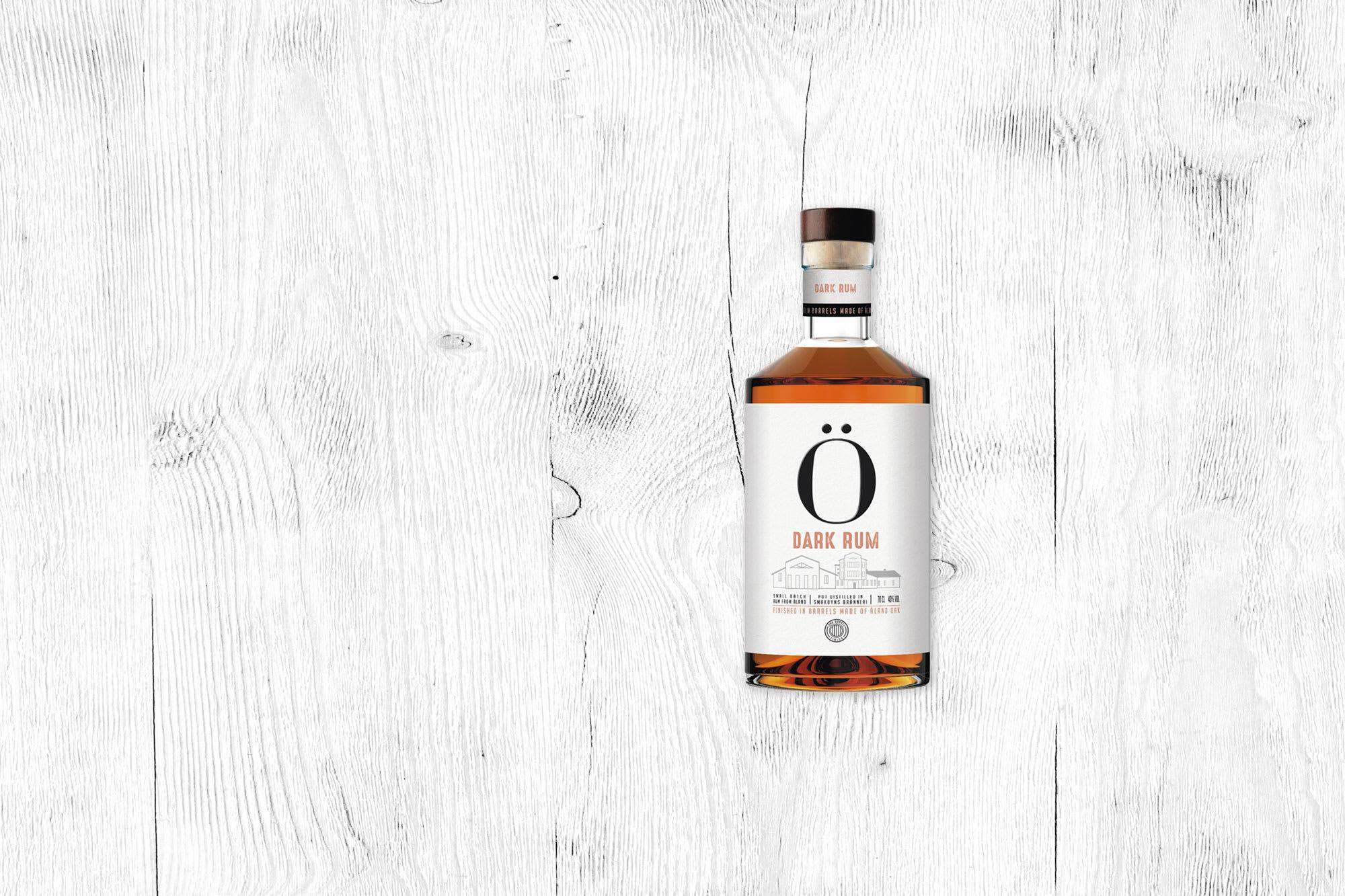 Rum Ö – New premium rum from Finland