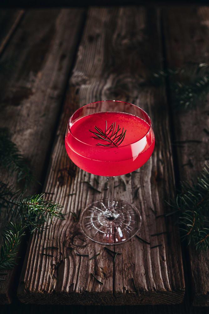 Forest Martini
