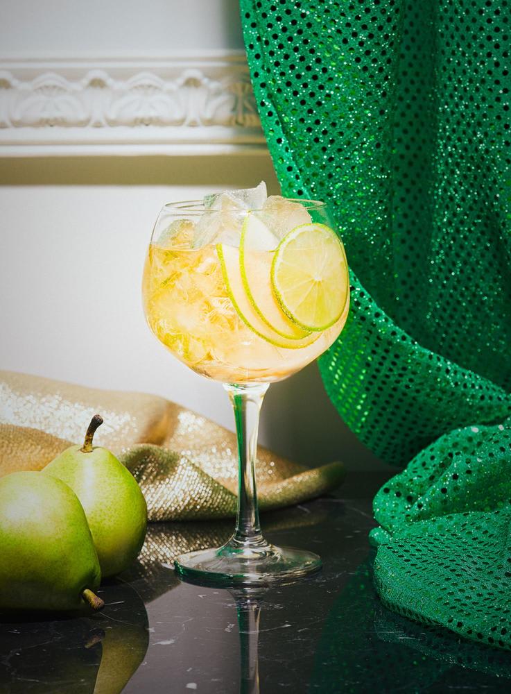 Xanté Sour Spritzer Cocktail