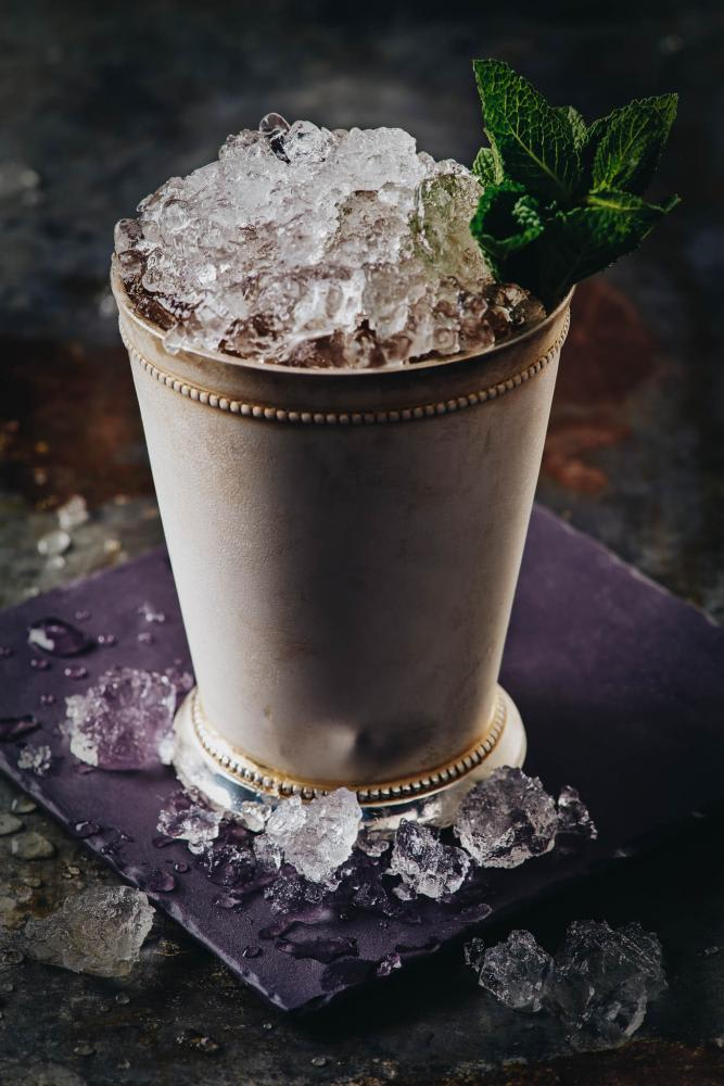 Larsen Mint Julep Cocktail