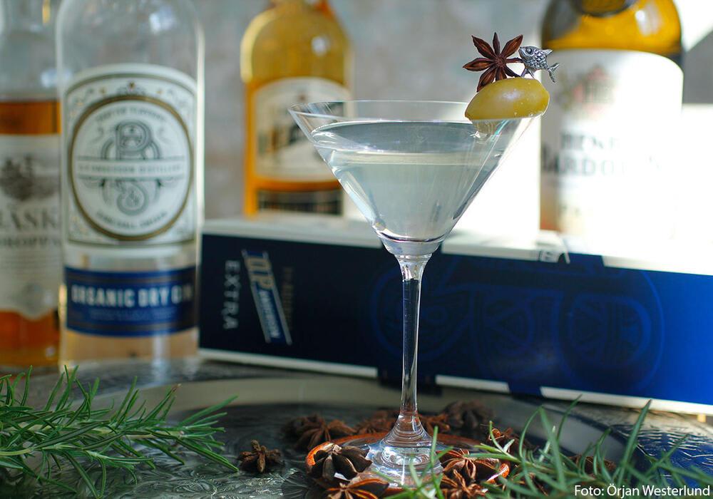 O.P. Anderson Martini Cocktail