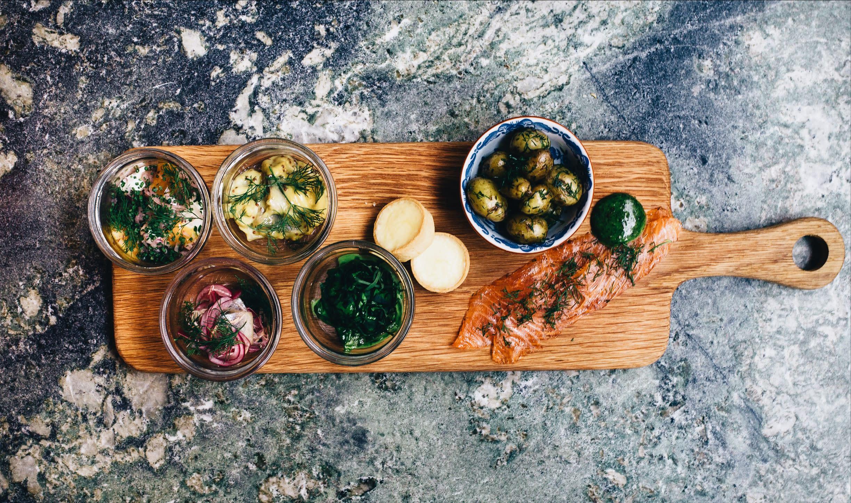 Must-go places in London: Aquavit restaurant