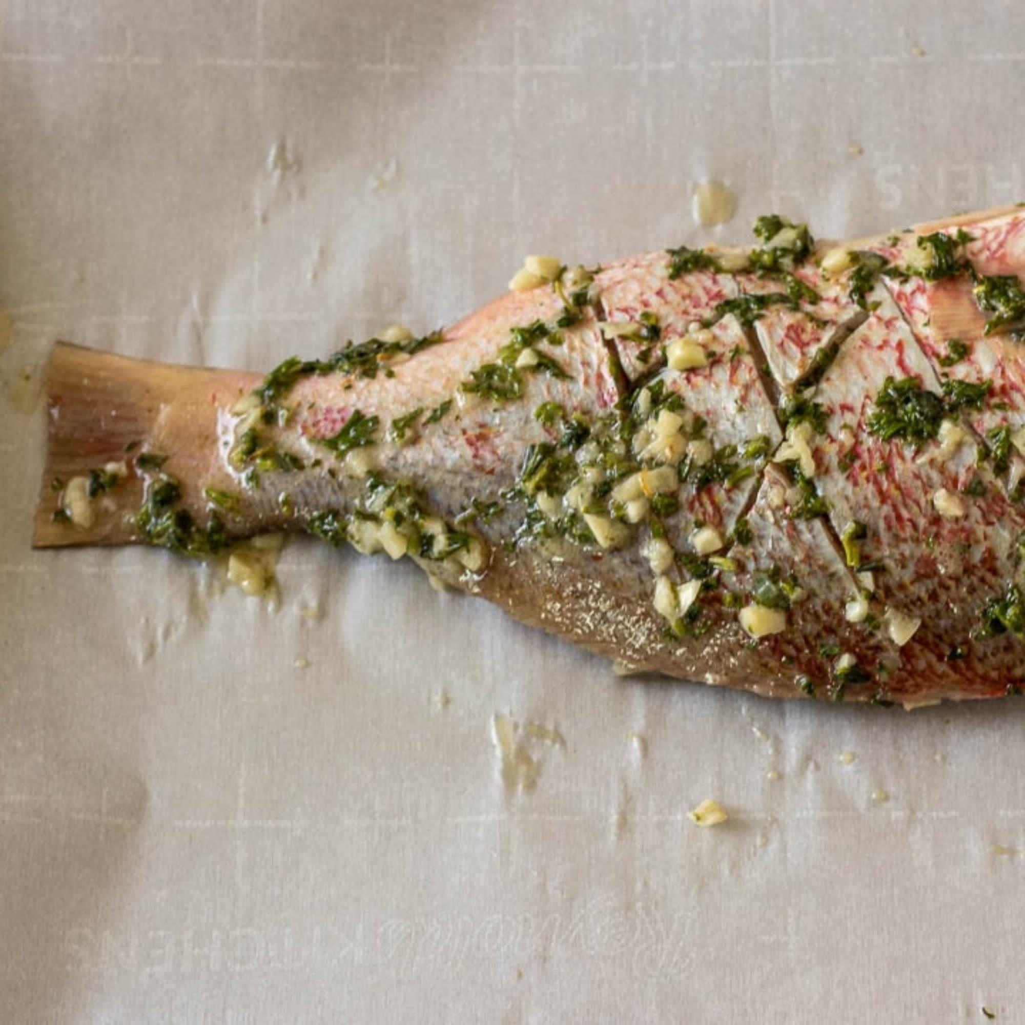 Season the Fish