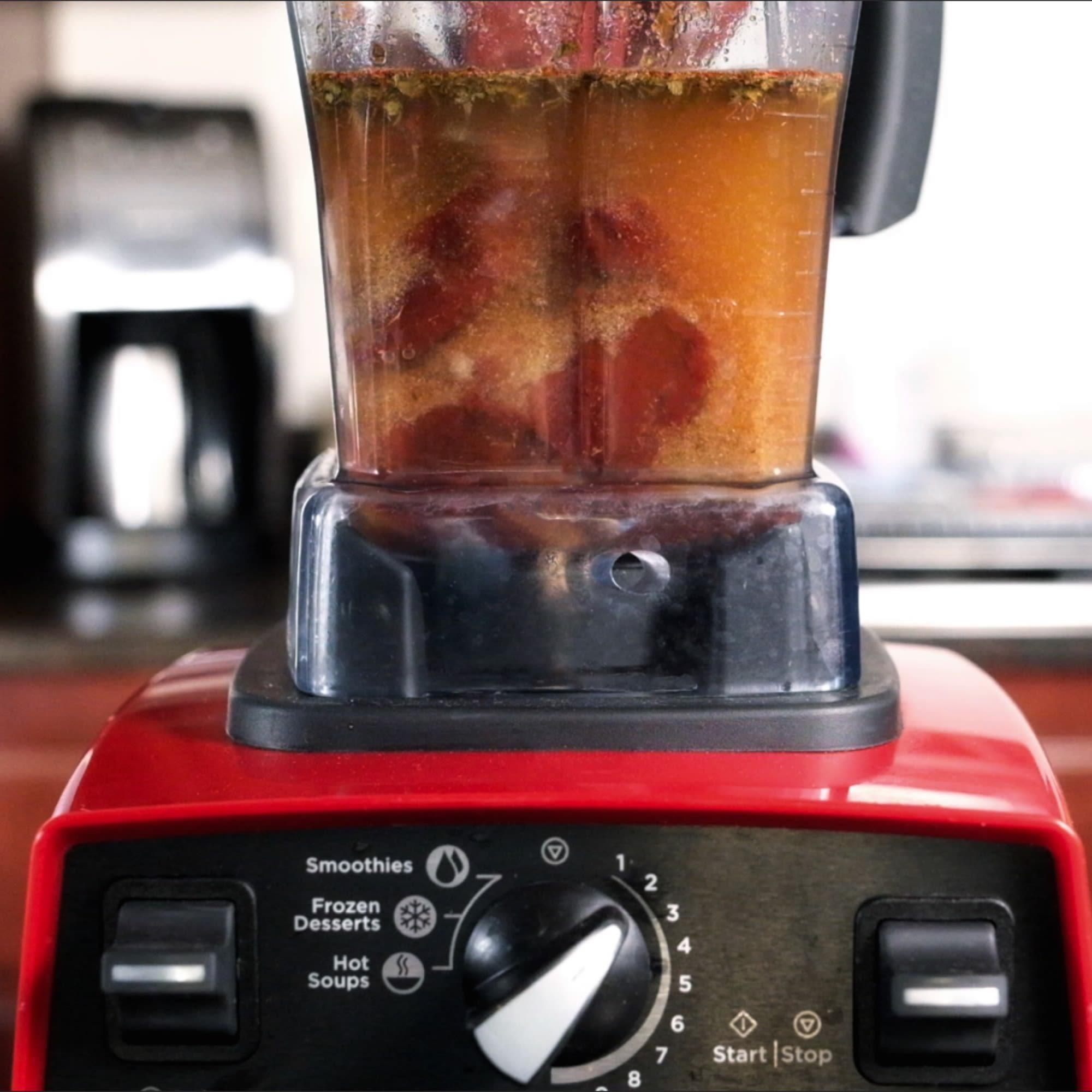 Assemble the marinade.