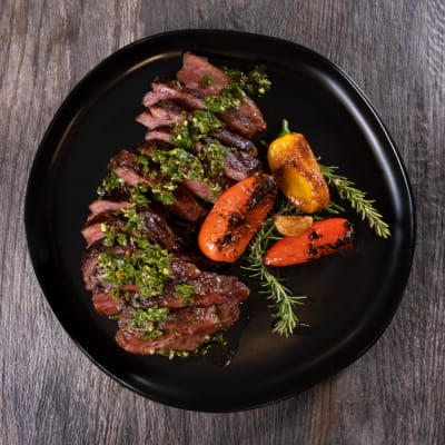 Beef Cheeks with Chimichurri