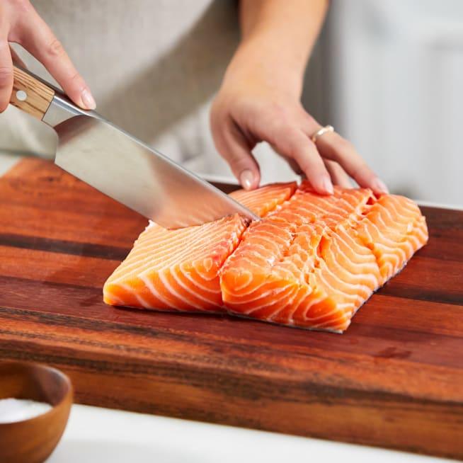 Portion Fish