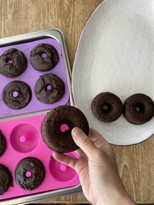 Remove Donuts
