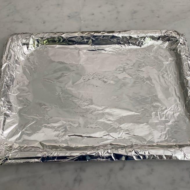 Prepare Sheet Pan