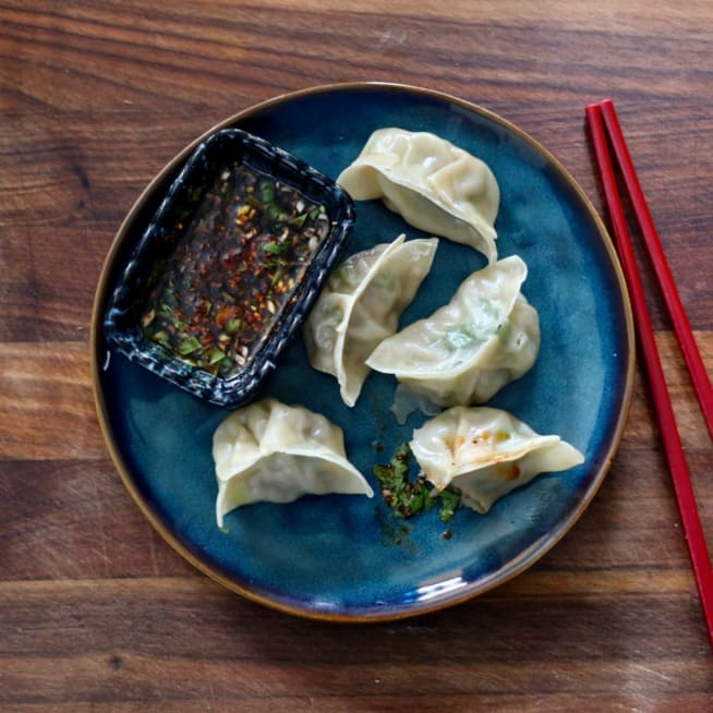 Lamb Steamed Dumplings