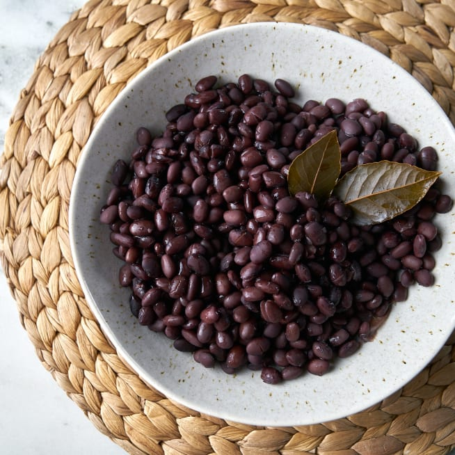 Dried Black Beans 101